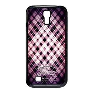 Hard Plastic Cover case Burberry case design SamSung Galaxy S4 I9500 case£¬ Burberry classic Plaid style 5