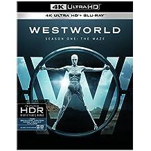 Westworld: The Complete First Season (4K Ultra HD/BD) Blu-ray