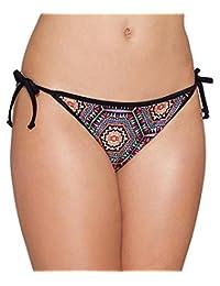 Zeta Reversible Tie-Side Bikini Bottom