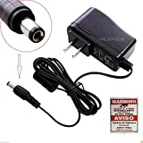 Wennow UL - 500mA 12V DC CCTV Security Camera Power Adapter
