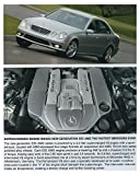 2003 Mercedes Benz E55 AMG Sedan Automobile Photo Poster for sale  Delivered anywhere in USA