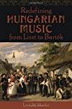 img - for Redefining Hungarian Music from Liszt to Bart k book / textbook / text book