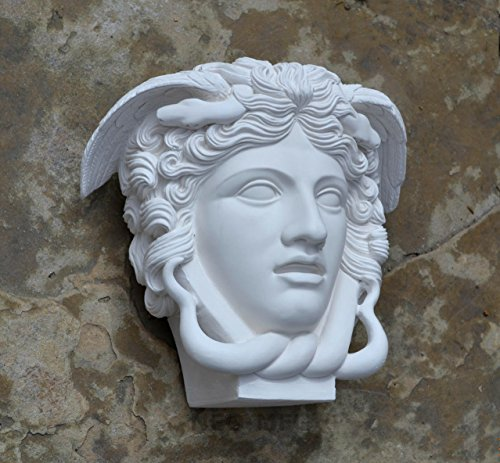 History Medusa Versace Rondanini Bust design Artifact Carved Sculpture Statue 7