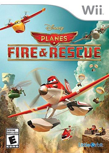 Disney Planes Fire & Rescue - Wii (Rescue Wii)