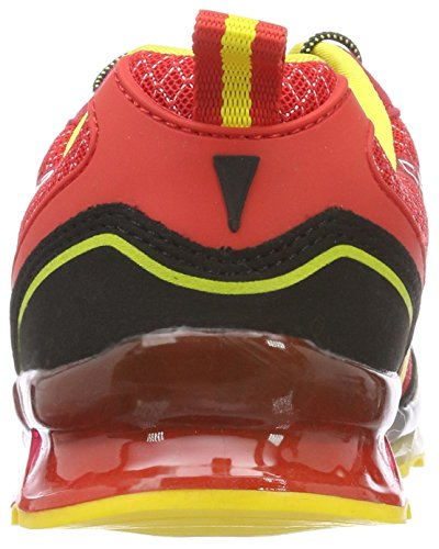 de Atlas Campagnolo cedro Unisex Senderismo 64ak Adulto Ferrari Rojo CMP Sandalias gqtTBWwxw5