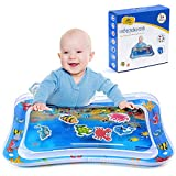 MAGIFIRE Tummy Time Baby Water Mat Infant Toy