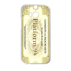 London To Hogwarts Bestselling Hot Seller High Quality Case Cove Hard Case For HTC M8