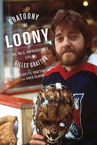 fan products of Gratoony the Loony: The Wild, Unpredictable Life of Gilles Gratton