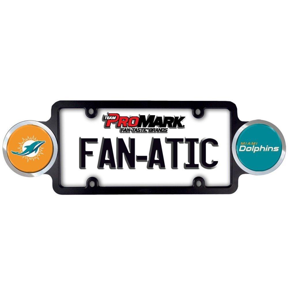 Miami Dolphins NFL Automotive Nummernschild Rahmen mit Team ...