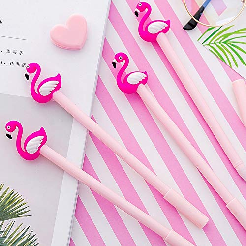 Office & School Supplies 0.5mm Cute Kawaii Doll Head Gel Pen Signature Pens Escolar Papelaria For Office School Writing Supplies Stationery Gift Bringing More Convenience To The People In Their Daily Life Pens, Pencils & Writing Supplies