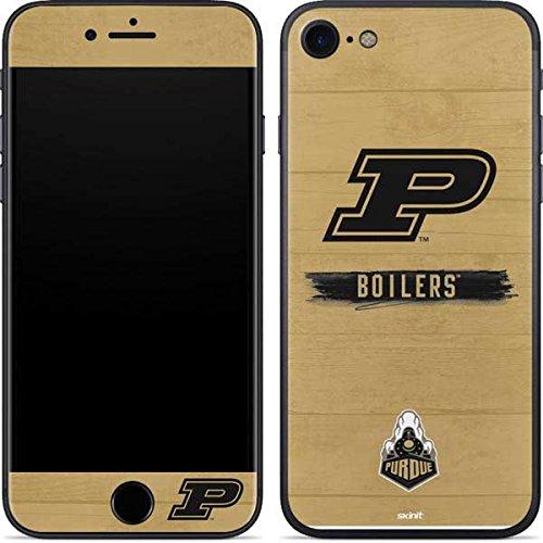 Purdue University iPhone 7 Skin - Purdue Boilers Vinyl Decal Skin For Your iPhone 7 ()
