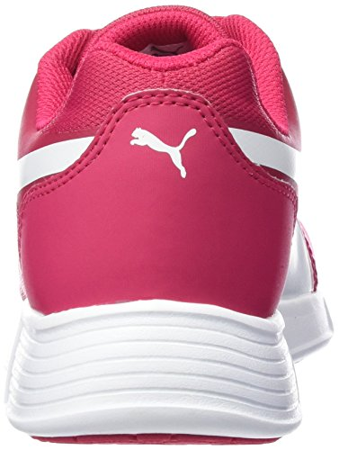 Red St Adulte Running Evo Puma white rose Chaussures De Multicolore Compétition Mixte vadywFqy