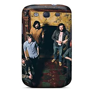 High Quality Mobile Case For Samsung Galaxy S3 With Customized Attractive Red Hot Chili Peppers Skin AaronBlanchette