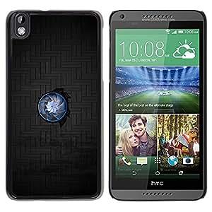 TECHCASE**Cubierta de la caja de protección la piel dura para el ** HTC DESIRE 816 ** Abstract Tiles