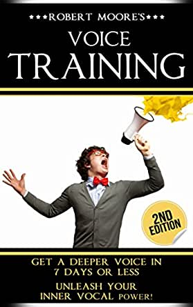 Voice training get a deeper voice in 7 days or less unleash your print list price 1638 fandeluxe Images