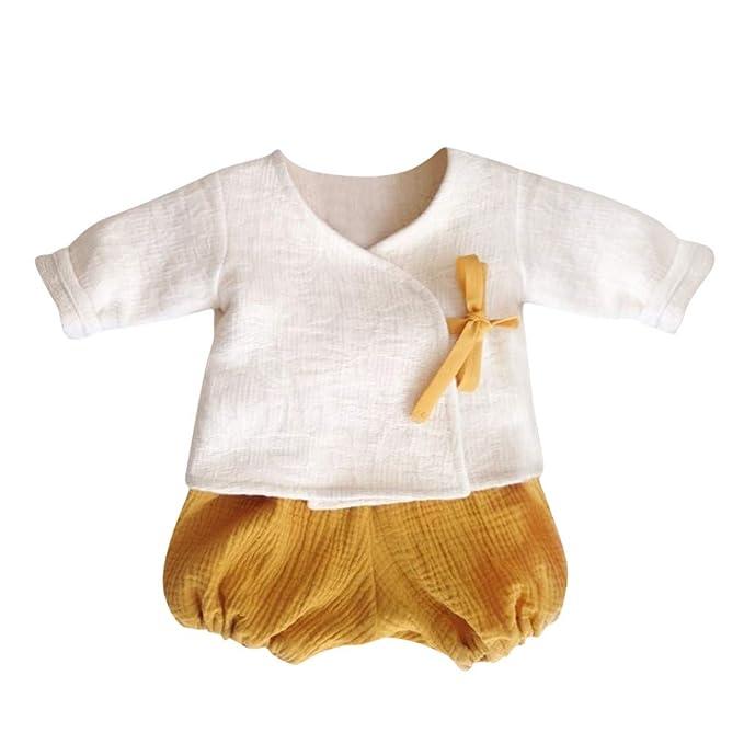 MAYOGO Ropa Bebe Niña Invierno 2019 Ofertas Infantil Recien Nacido ...