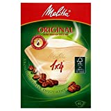 Melitta Classic Four Cup Coffee Filter Papers (40) - Pack of 6