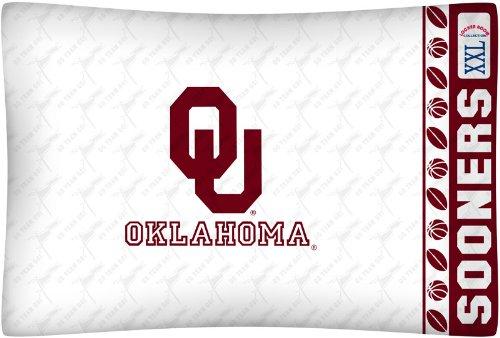 Oklahoma Sooners Throw Pillow - 3