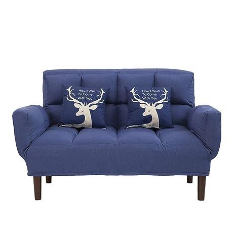 Amazon.com: AMY-ZW Living Room Sofa Folding Sofa Bed Home ...