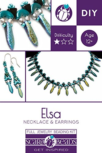 Exclusive Beading Kit for DIY Jewelry Making