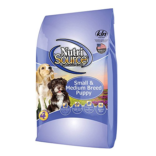 Nutrisource Small Medium Puppy 5Lb