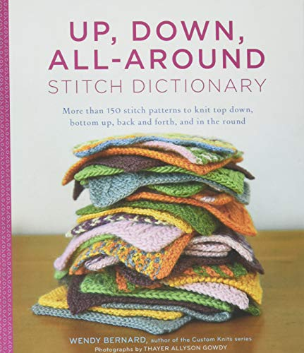 Up, Down All-Around Stitch Dictionary