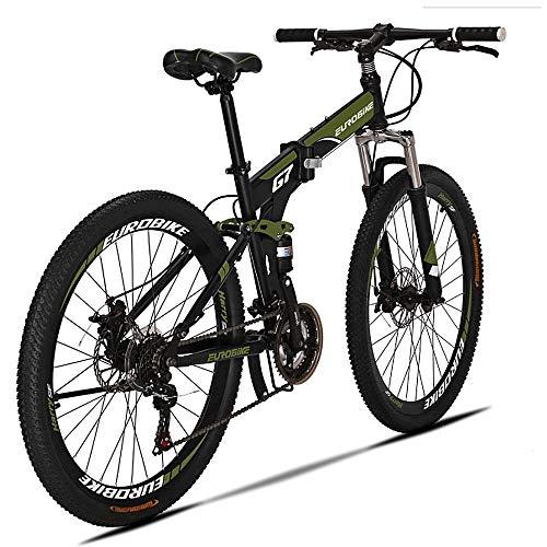 Extrbici G7 Mountain Bike 21 Speed Steel Frame 27.5 Pulgadas ...