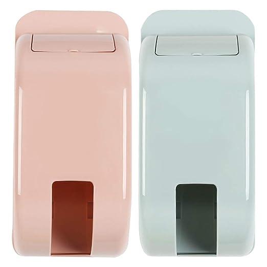 Xinxun - 2 dispensadores de Bolsas de plástico ...