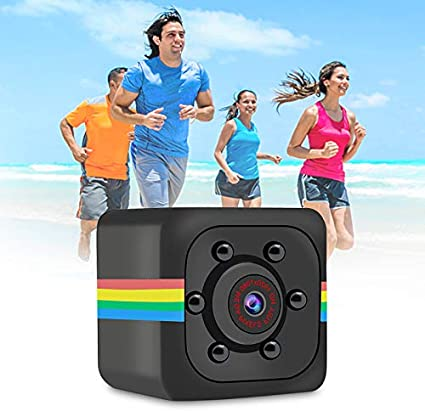 Perfect Indoor Covert Security Camera for Home and Office 1080P Hidden Camera Wireless Hidden WiFi Mini Camera with Night Vision and Motion Detection Huaze Mini Spy Camera