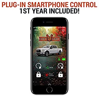 Smartphone Control - Remote Start App for Most Remote Start Systems
