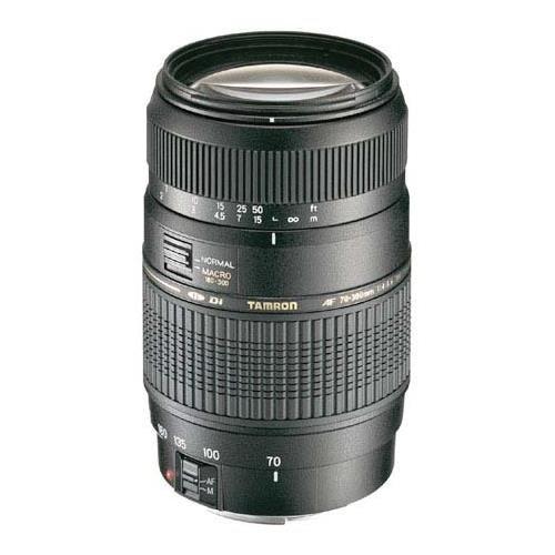 Tamron AF 70-300mm f/4.0-5.6 Di LD Macro Zoom Lens for Pentax Digital SLR Cameras (Model A17P)