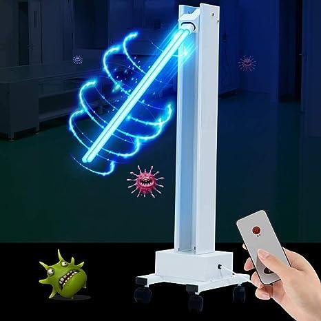 BWJL 65W UV germicida purificador de Aire de ozono lámpara Celular ...