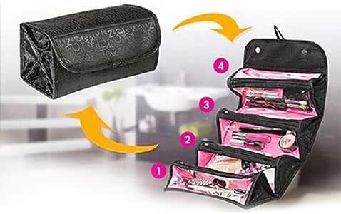 Kicode Multifunción cosmética bolsa Estuche de maquillaje por Viajes y Almacenamiento: Amazon.es: Hogar