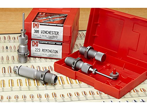 Hornady 546304 Series Iv Specialty Die Set, 7x30 Waters (.284'')