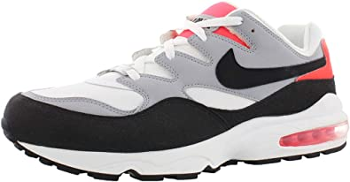 Amazon.com | Nike Air Max 94 Men's Shoes Size 8 Wolf Grey ...