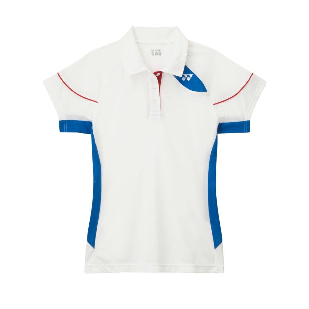 Yonex color blanco talla s Polo chica l2450ex