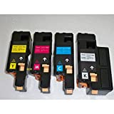 4PK TONER4U Toner Cartridges Combo set compatible for Xerox 6020,6022 WorkCentre 6025 6027 106R02759 106R02756 106R02757 106R02758