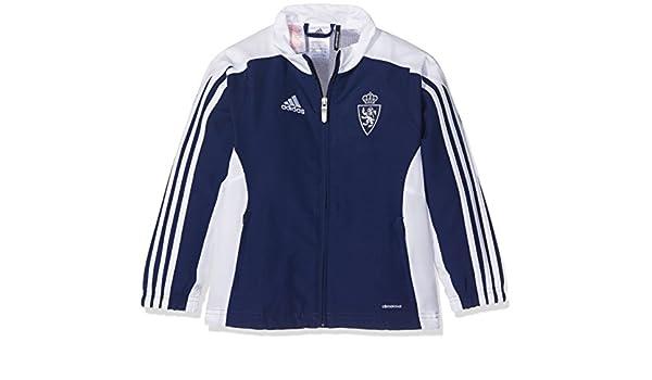 92e4aa5cafbba adidas Mt14 Pres Y Chaqueta Real Zaragoza Fc