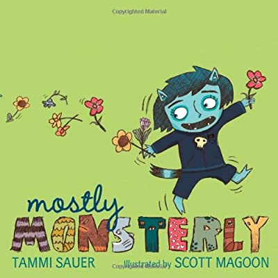 Mostly Monsterly by Tami Sauer