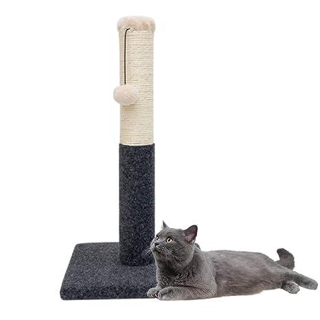 Poste Rascador para Gatos Juguetes Interactivos para Gatos, Postes ...