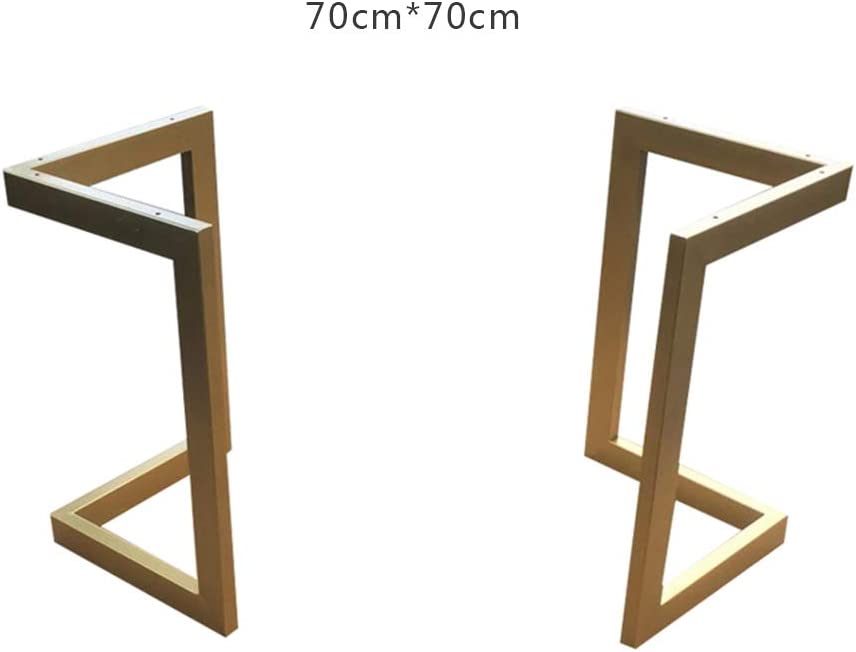 Klappbare Tischbeine Schwarz Hairpin Metalltischbeine Industriedesign Hairpin Klappbar:400mm