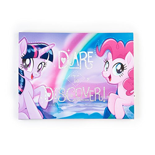 My Little Pony LED Wall Art (Home Furnishings Children Canvas Paintings)