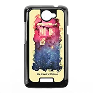 Personalized Creative Doctor who For HTC One X LOSQ832155