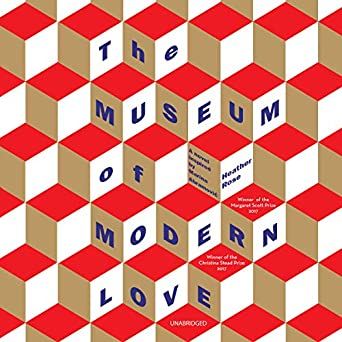 Amazon com: The Museum of Modern Love (Audible Audio Edition