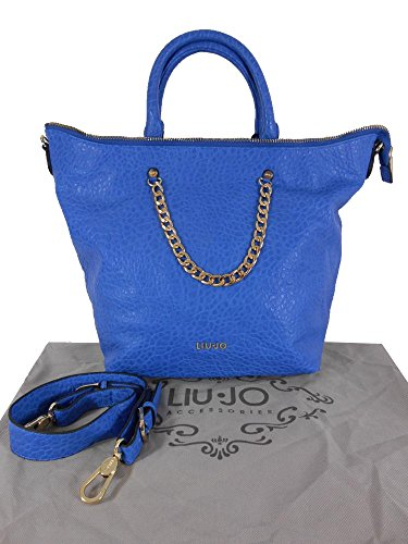 SHOPPING BAG LIU JO AZZURRA A5/2