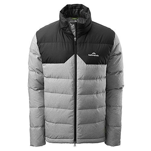v2 Down Black Grey Epiq Men's Marle Kathmandu Jacket w64IRnq