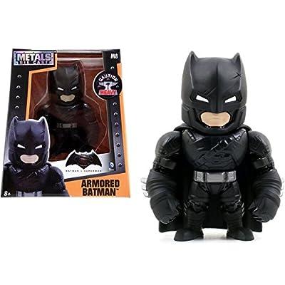 Metals Batman V Superman 4 inch Classic Figure - Armor Batman (M8): Toys & Games