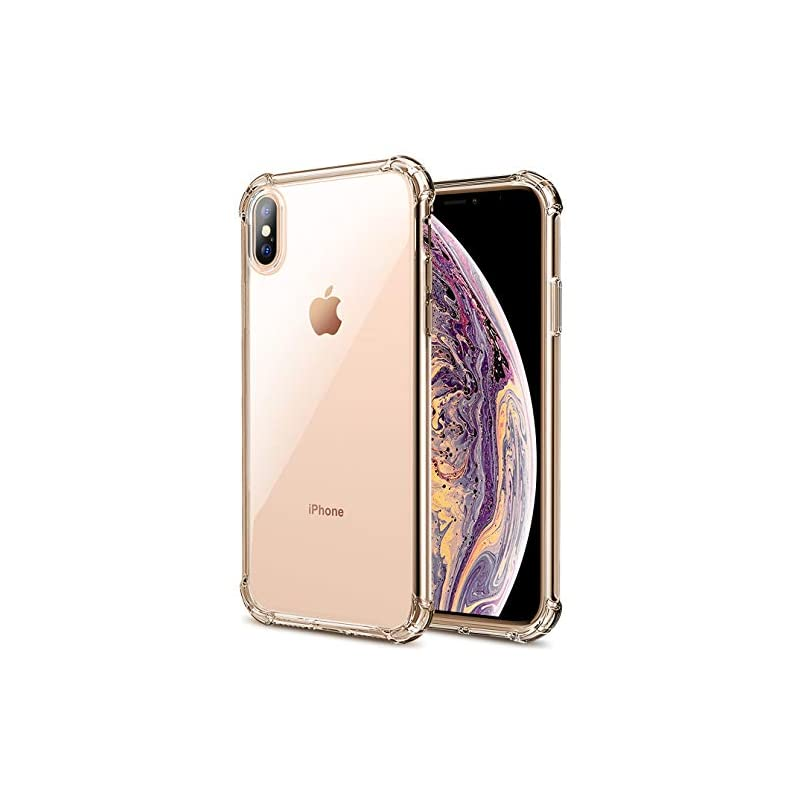 Matone iPhone Xs Max Case, Crystal Clear