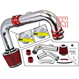 RSG Racing Cold Air Intake Kit RED For 11-15 Chevy Cruze 1.4L Turbo