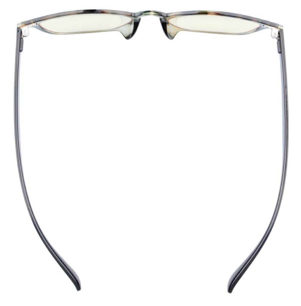 Eyekepper Vintage Flex leichte Kunststoffrahmen Computer Brille ...